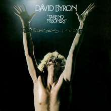 David Byron: Take No Prisoners (Blu-Spec CD) (remastered) (in Mini LP) (Papersleeve), CD