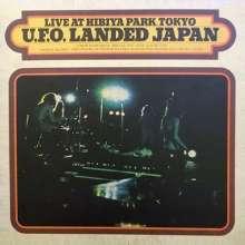 UFO: Live At Hibiya Park, Tokyo: U.F.O. Landed Japan (BLU-SPEC CD) (Digisleeve), CD