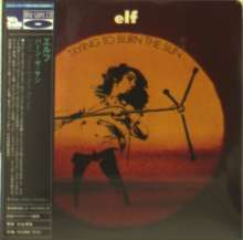 Elf Featuring Ronnie James Dio: Trying To Burn The Sun (BLU-SPEC CD) (Papersleeve), CD