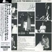 The Seeds: Raw & Alive In Concert At Merlin's Music Box (Papersleeve), CD