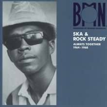 BMN Ska & Rock Steady: Always Together 1964-1968, CD