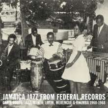 Jamaica Jazz From Federal Records, CD