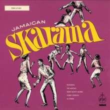 Jamaican Skarama, CD