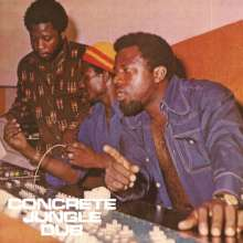 King Tubby: Concrete Jungle Dub, CD