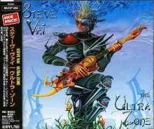 Steve Vai: Ultra Zone +1 (Reissue), CD