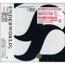 Underworld: Bells! The Bells!(CD + DVD), 2 CDs
