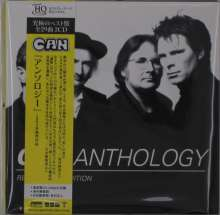 Can: Anthology (Digisleeve), 2 CDs