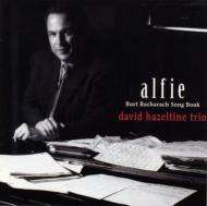 David Hazeltine (geb. 1958): Alfie: Burt Bacharach Songbook (Digisleeve), CD