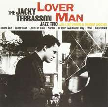 Jacky Terrasson (geb. 1965): Lover Man (Digisleeve), CD
