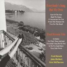 Fred Hersch (geb. 1955): Everybody's Song But My Own (Digisleeve Hardcover), CD