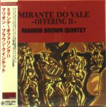 Marion Brown (1931-2010): Mirante Do Vale (Papersleeve), CD