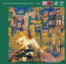 Enrico Rava (geb. 1939): Italian Ballads (Digibook Hardcover), SACD Non-Hybrid