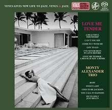 Monty Alexander (geb. 1944): Love Me Tender (Digibook Hardcover), SACD Non-Hybrid