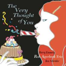 Rob Agerbeek (geb. 1937): The Very Thought Of You (Digibook Hardcover), SACD Non-Hybrid