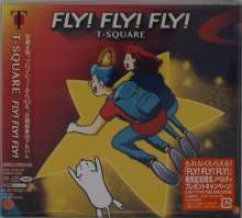 T-Square: Fly! Fly! Fly!, 1 Super Audio CD und 1 DVD
