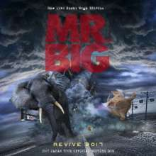 Mr. Big: Revive 2017: 2017 Japan Tour Official Bootleg Box (Limited Edition) (Papersleeves), 18 CDs