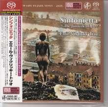 Emil Viklický (geb. 1948): Sinfonietta: The Janacek Of Jazz (Digibook Hardcover), SACD Non-Hybrid
