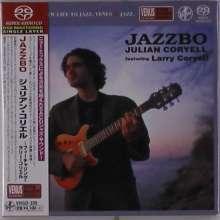 Julian Coryell: Jazzbo (Digibook Hardcover), SACD Non-Hybrid