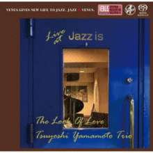 Tsuyoshi Yamamoto (geb. 1948): The Look Of Love: Live At Jazz Is (1st Set) (Digibook Hardcover), Super Audio CD Non-Hybrid