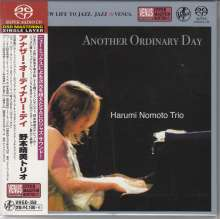 Harumi Nomoto: Another Ordinary Day (Digibook Hardcover), Super Audio CD Non-Hybrid