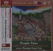 Claudio Chiara & Emanuele Cisi: People Time (Digibook Hardcover), Super Audio CD Non-Hybrid