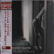 Eric Alexander (geb. 1968): Gentle Ballads 2 (180g), LP