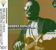 Snooks Eaglin: Great Blues Masters 5, CD