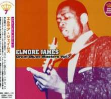 Elmore James: Great Blues Masters 7, CD
