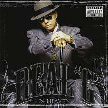 Real G: 24 Heaven, CD