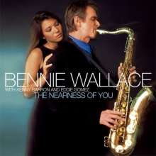 Bennie Wallace (geb. 1946): The Nearness Of You(Ltd.Ed.)(S, CD