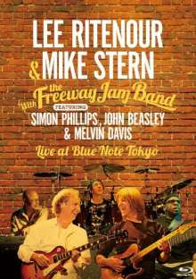 Lee Ritenour & Mike Stern: Live At Blue Note Tokyo, DVD