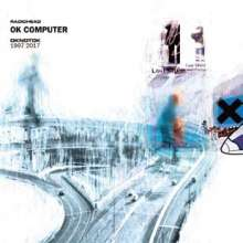 Radiohead: OK Computer Oknotok 1997-2017 (Cardboard Sleeve) (UHQCD), 2 CDs