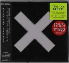 The xx: xx +Bonus (Digipack), CD