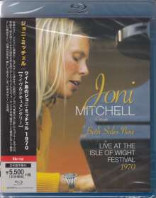 Joni Mitchell: Both Sides Now: Live At The Isle Of Wight Festival 1970, Blu-ray Disc