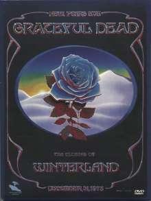 Grateful Dead: The Closing Of Winterland December 31, 1978, 2 DVDs