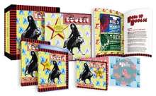 Marc Bolan & T.Rex: Born To Boogie: The Motion Picture (Deluxe-Edition), 6 Blu-ray Discs