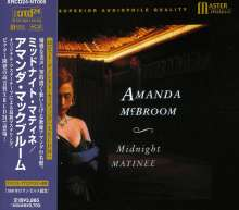 Amanda McBroom: Midnight Matinee (XRCD), XRCD