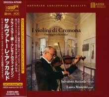 "Fritz Kreisler (1875-1962): Ommagio a Kreisler ""I violini di Cremona"", XRCD"