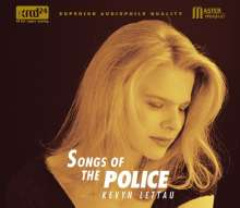 Kevyn Lettau: Songs Of The Police (XRCD24), XRCD