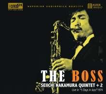 Seiichi Nakamura: The Boss (XRCD24), XRCD