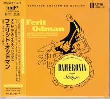 Ferit Odman: Dameronia With Strings (XRCD) (K2), XRCD