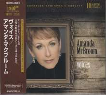 Amanda McBroom: Voices (XRCD24) (K2), XRCD