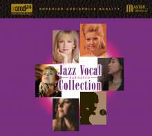Jazz Vocal Collection, XRCD