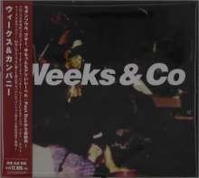 Weeks & Company: Weeks & Co. (Digipack), CD