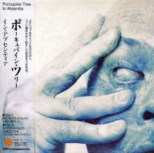 Porcupine Tree: In Absentia (HQCD + DVD-Audio), 2 CDs