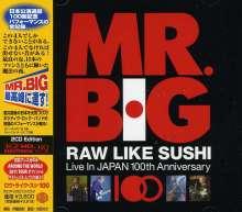 Mr. Big: Raw Like Sushi: Live In Japan 100th Anniversary 2011 (K2 HD/HQCD), 2 CDs