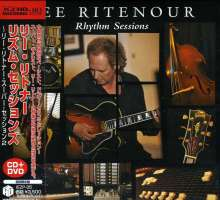 Lee Ritenour (geb. 1952): Rhythm Sessions (K2HD) (CD + DVD), CD
