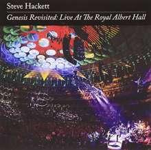 Steve Hackett (geb. 1950): Genesis Revisited: Live At The Royal Albert Hall (2 HQCD + 2 DVD) (Digipack), 4 CDs