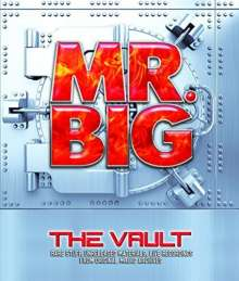 Mr. Big: The Vault (25th Anniversary Official Archive Box), 20 CDs und 2 DVDs