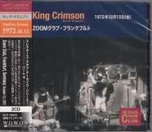 King Crimson: Zoom Club, Frankfurt, Germany October 13, 1972, 2 CDs